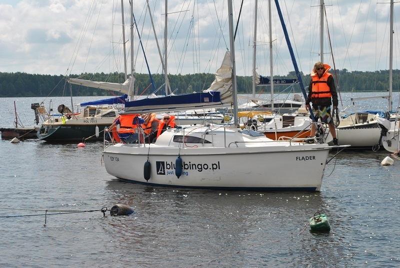 Indywidalne szkolenia żeglarskie nad Zalewem Sulejowskim