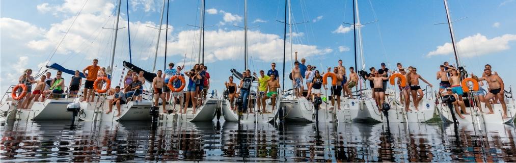 Rejs szkoleniowy po Wielkich Jeziorach Mazurskich