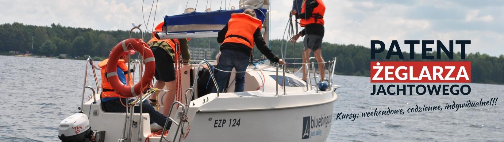 kurs żeglarski zalew sulejowski