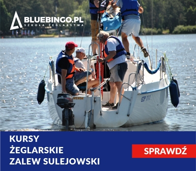 Kursy żeglarskie na patent żeglarza jachtowego nad Zalewem Sulejowskim