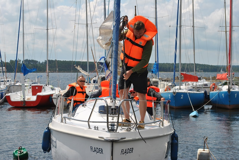 kurs na patent żeglarza w Tomaszowie Mazowieckim