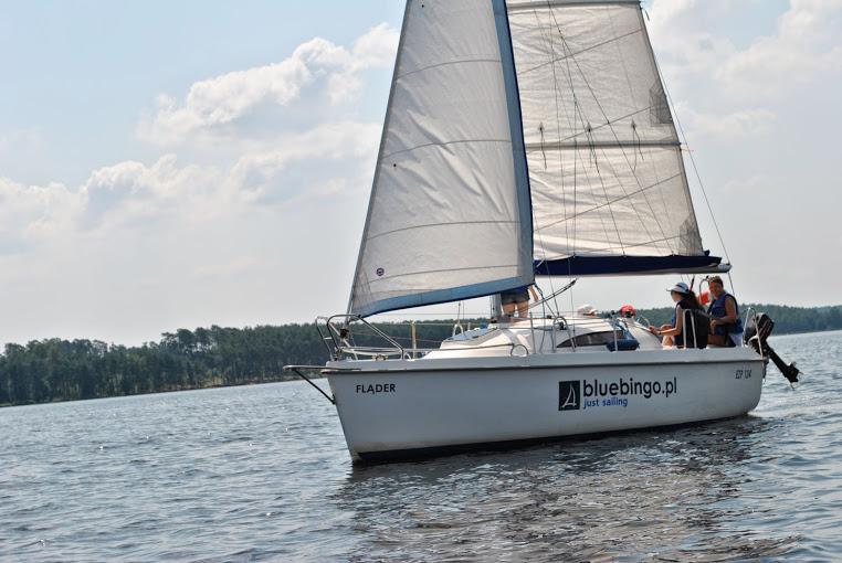 Czarter jachtu, Zalew Sulejowski