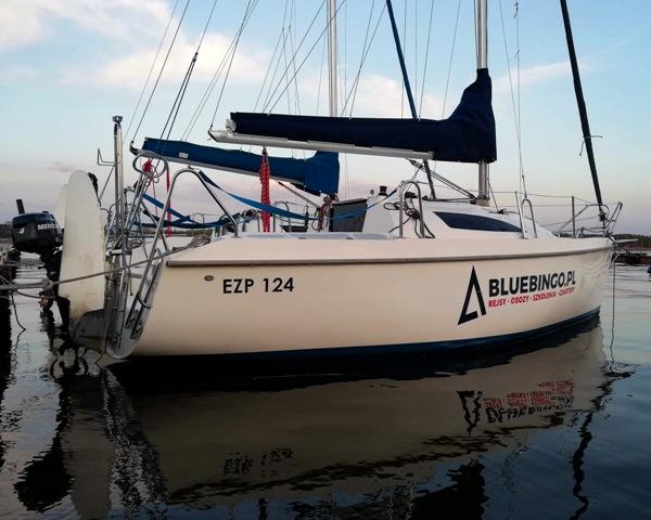 czarter jachtu zalew sulejowski
