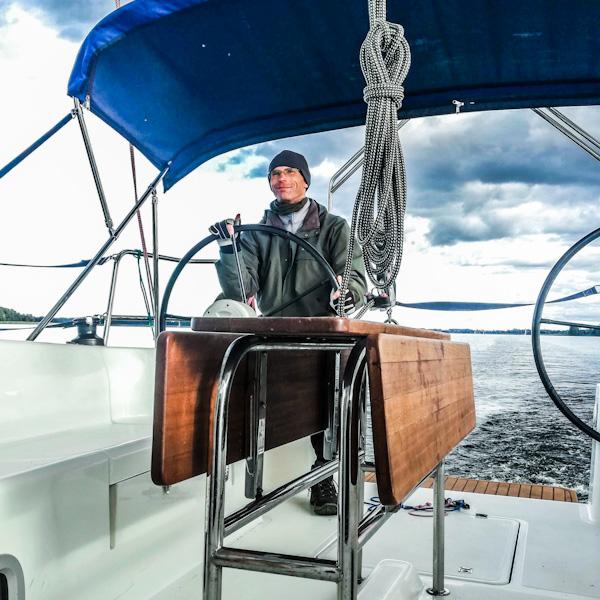 Szkolenia na patent żeglarski nad zalewem Sulejowskim
