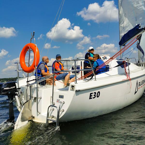 manewry portowe kurs zeglarski